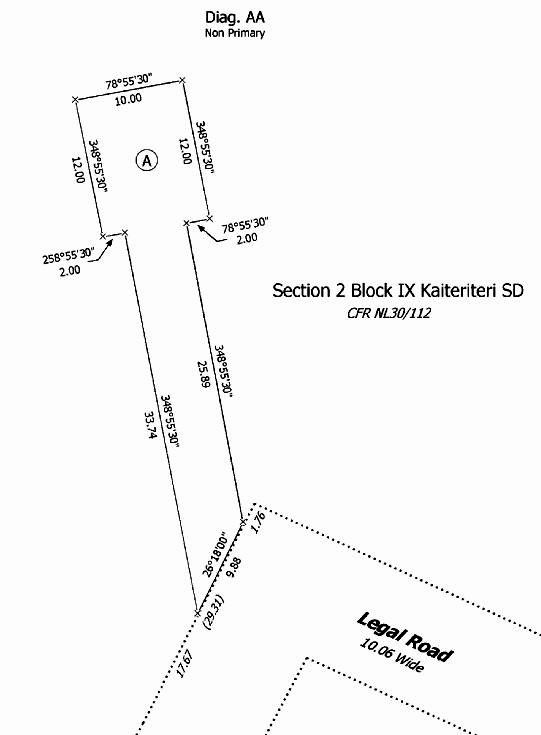 How to find out the cadastral number